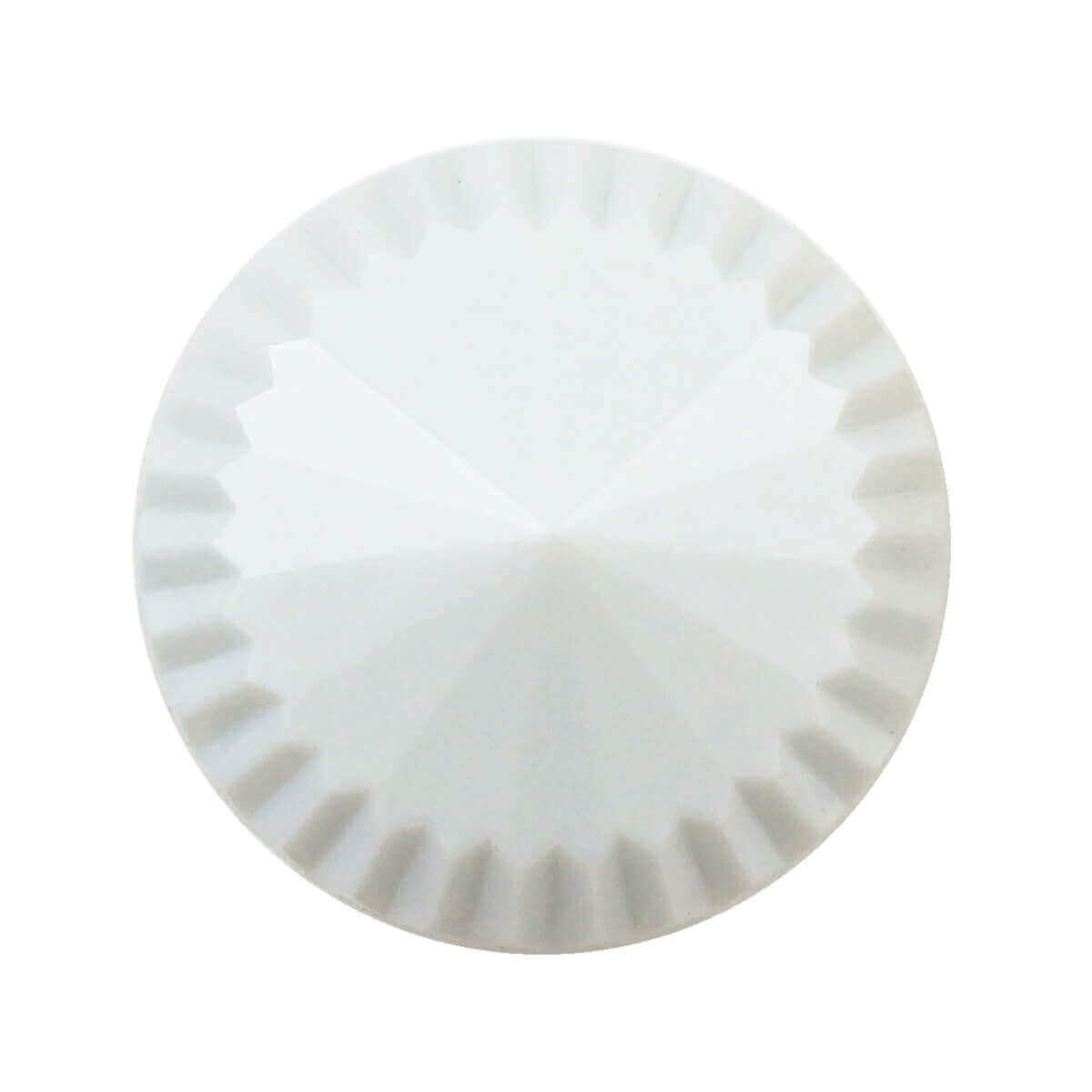 white nylon buttons