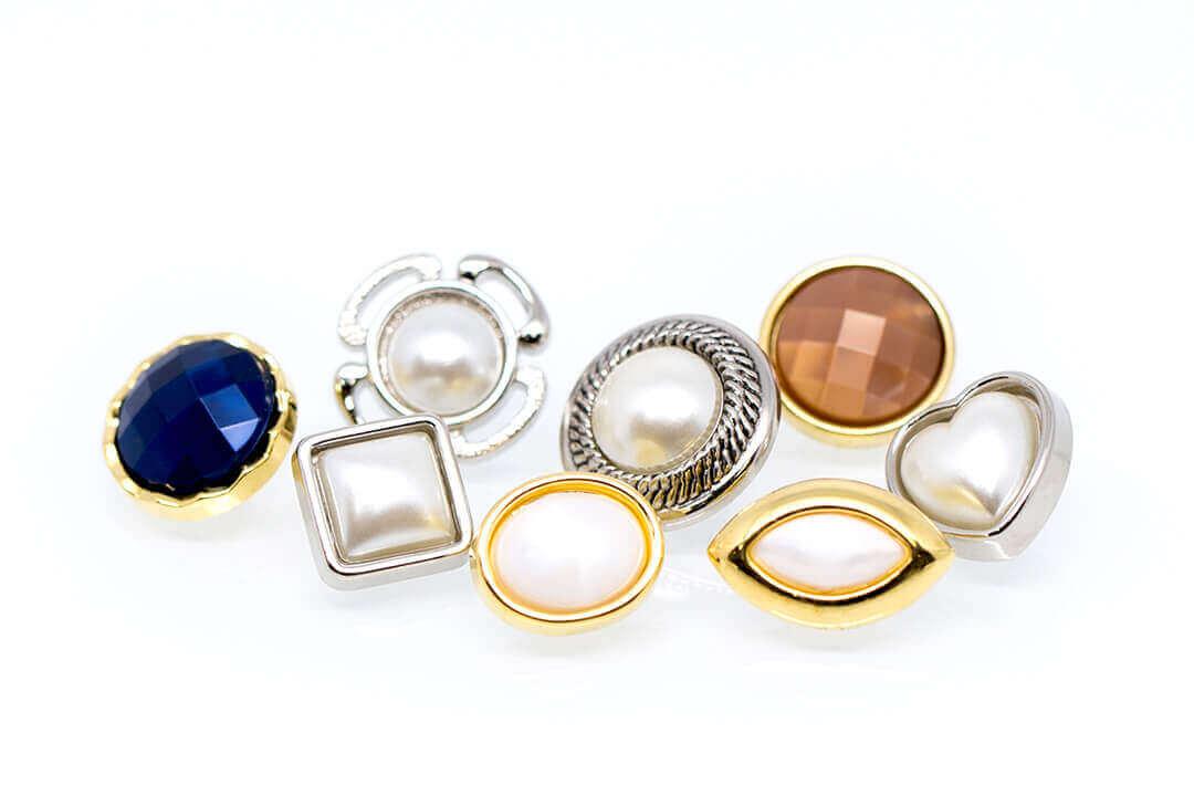 rhinestone-button-pearl