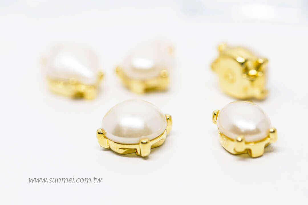 gold components for jewelry