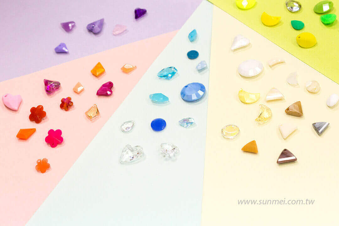Pendants – Single Hole, Light and Exquisite. Perfect for Jewelry Making!
