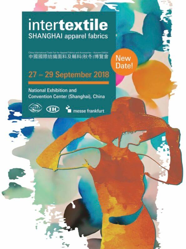 ITSA18 2018 intertextile shanghai
