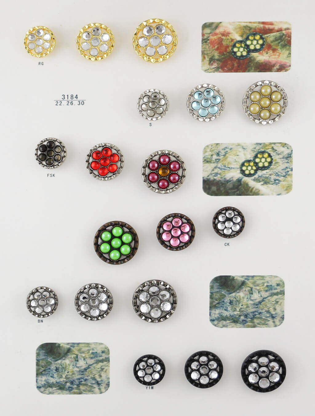 bulk rhinestone button catalogue-6