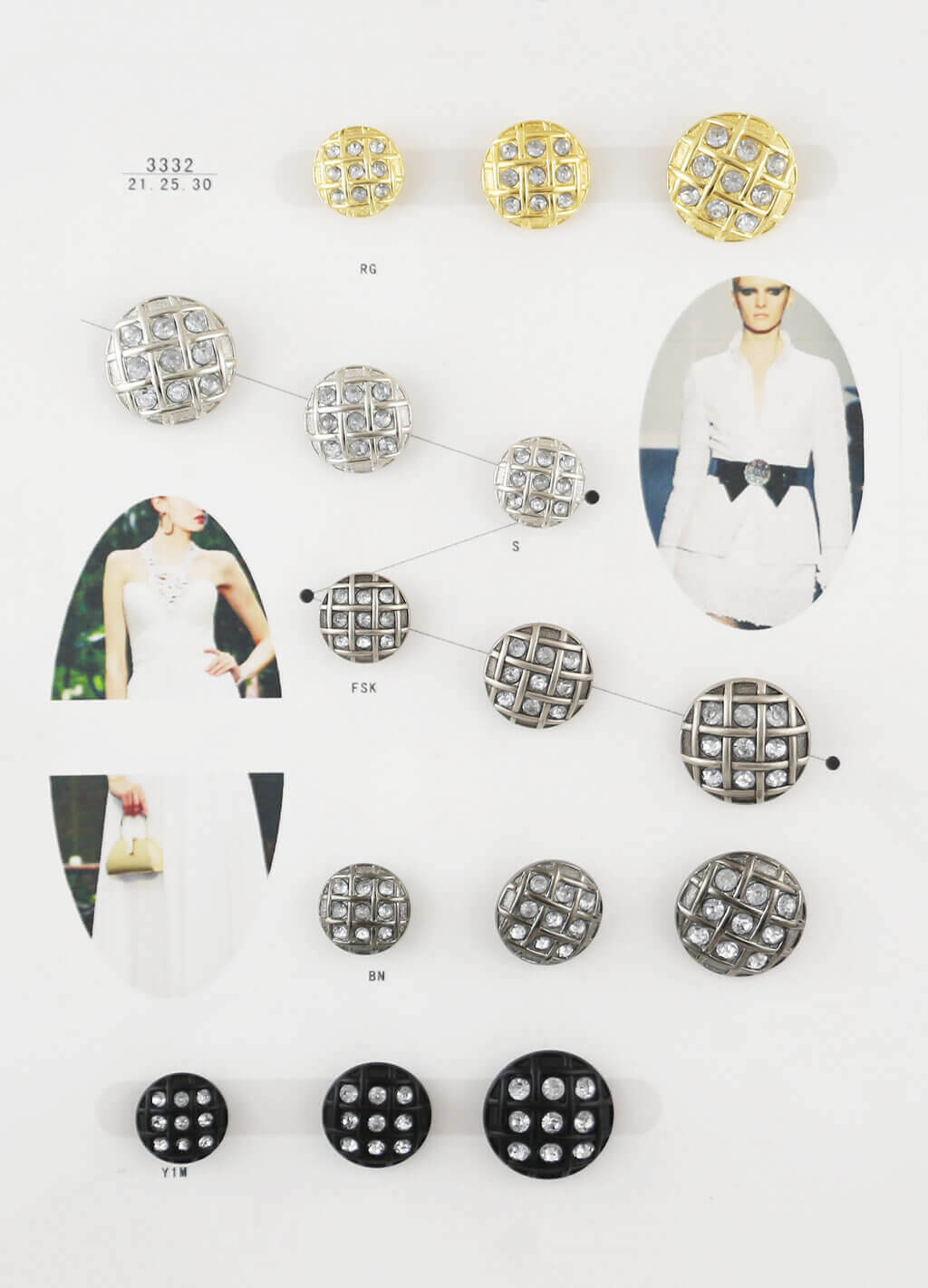 bulk rhinestone button catalogue-9