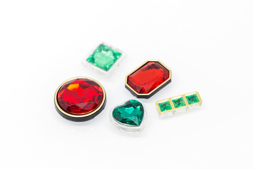 green and red rhinestones for jewelry-11