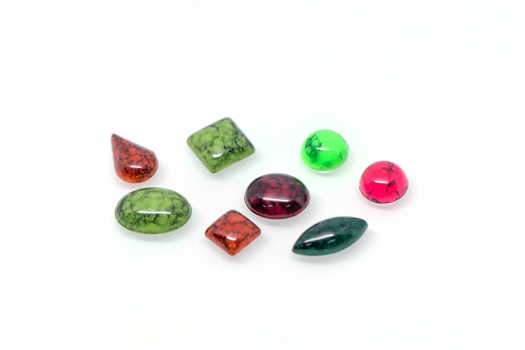 green and red rhinestones for jewelry-7