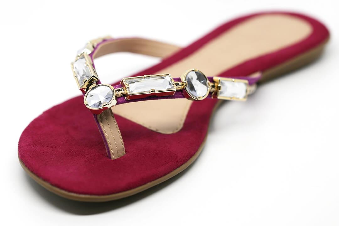 rhinestone shoes-rhinestone slippers-2