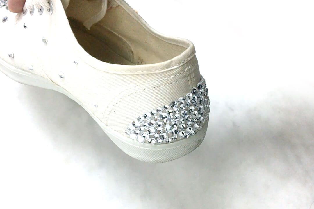 rhinestone shoes-rhinestone sneakers-1