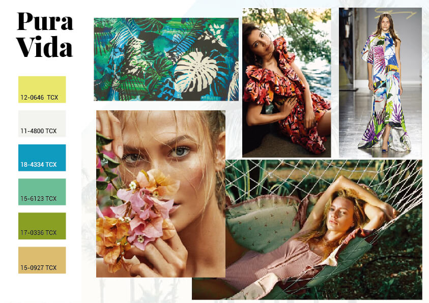 color trends for spring summer 2021-Pura Vida