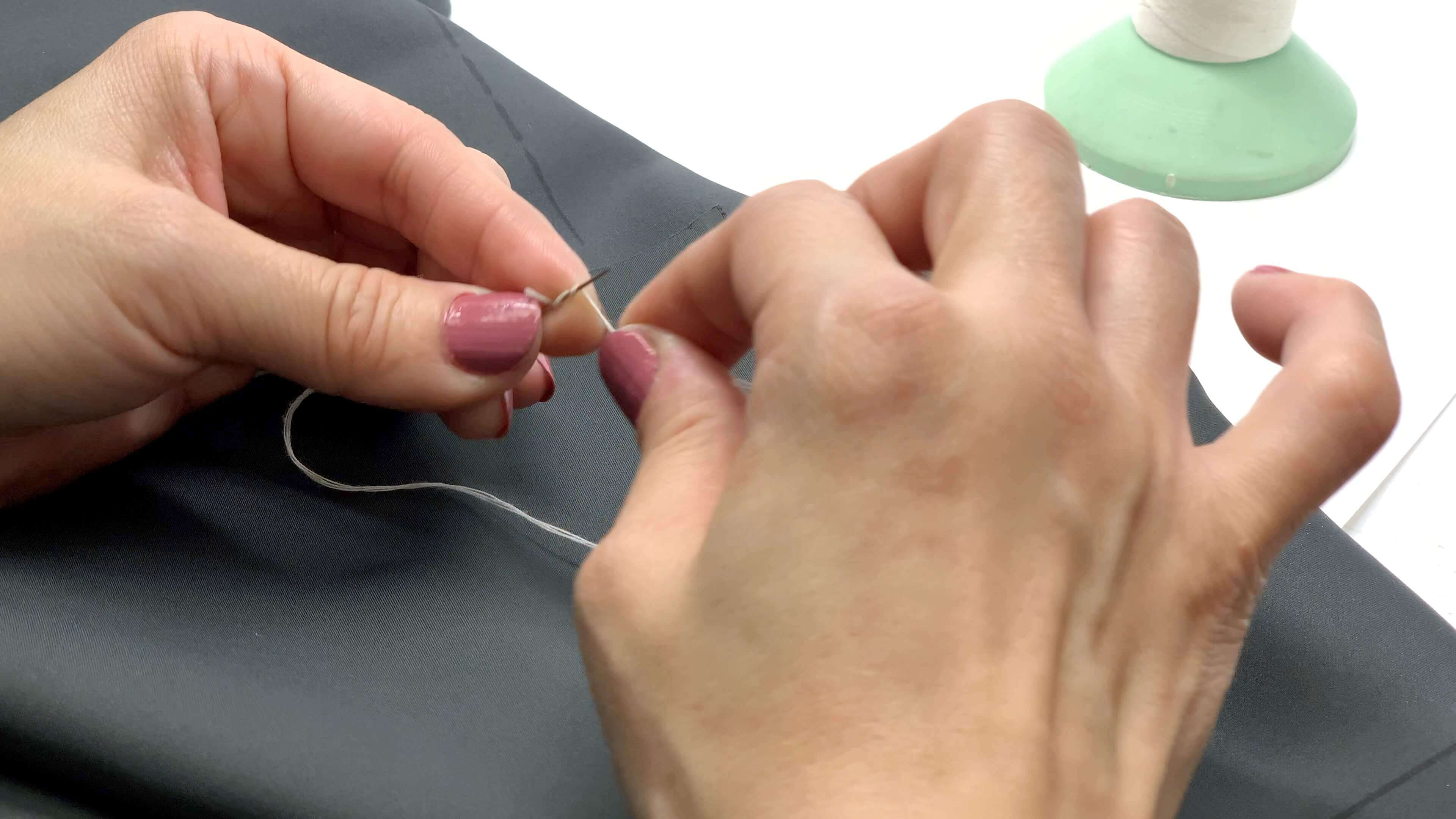 shank button-6 How to Sew a Sdhank Button