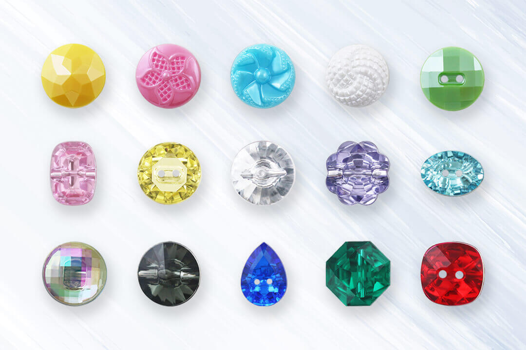 Why Choose Fancy Buttons Made from Acrylic?