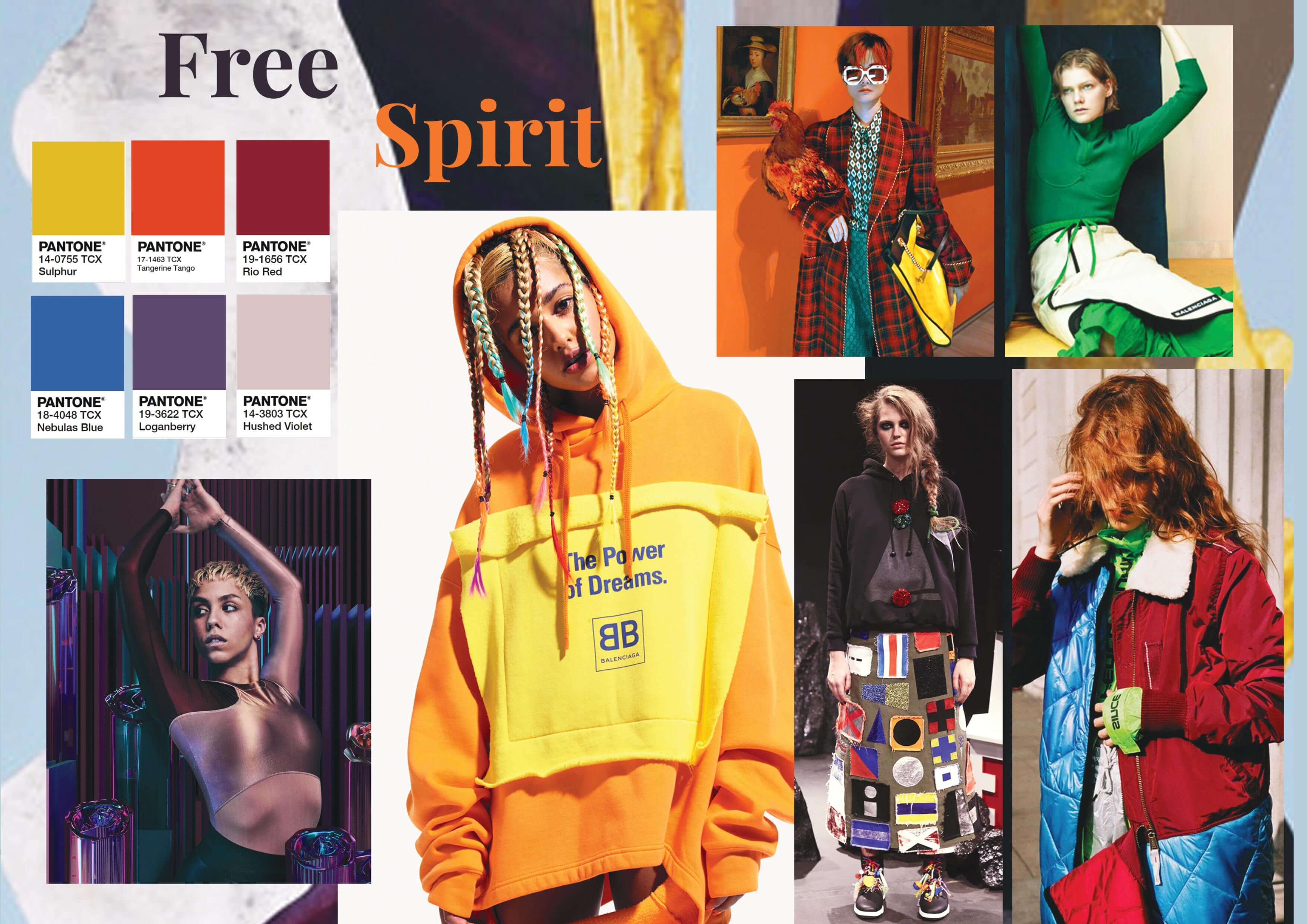 color trends for aw 2020-free spirit